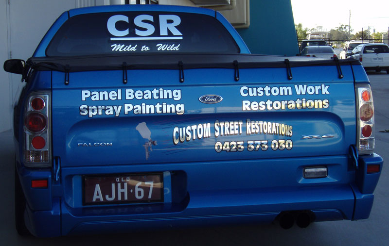 Designs For Vehicle Graphics And Vehicle Wraps SignAge Brisbane - Custom vinyl decals brisbane