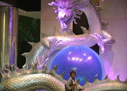 LED Dragon